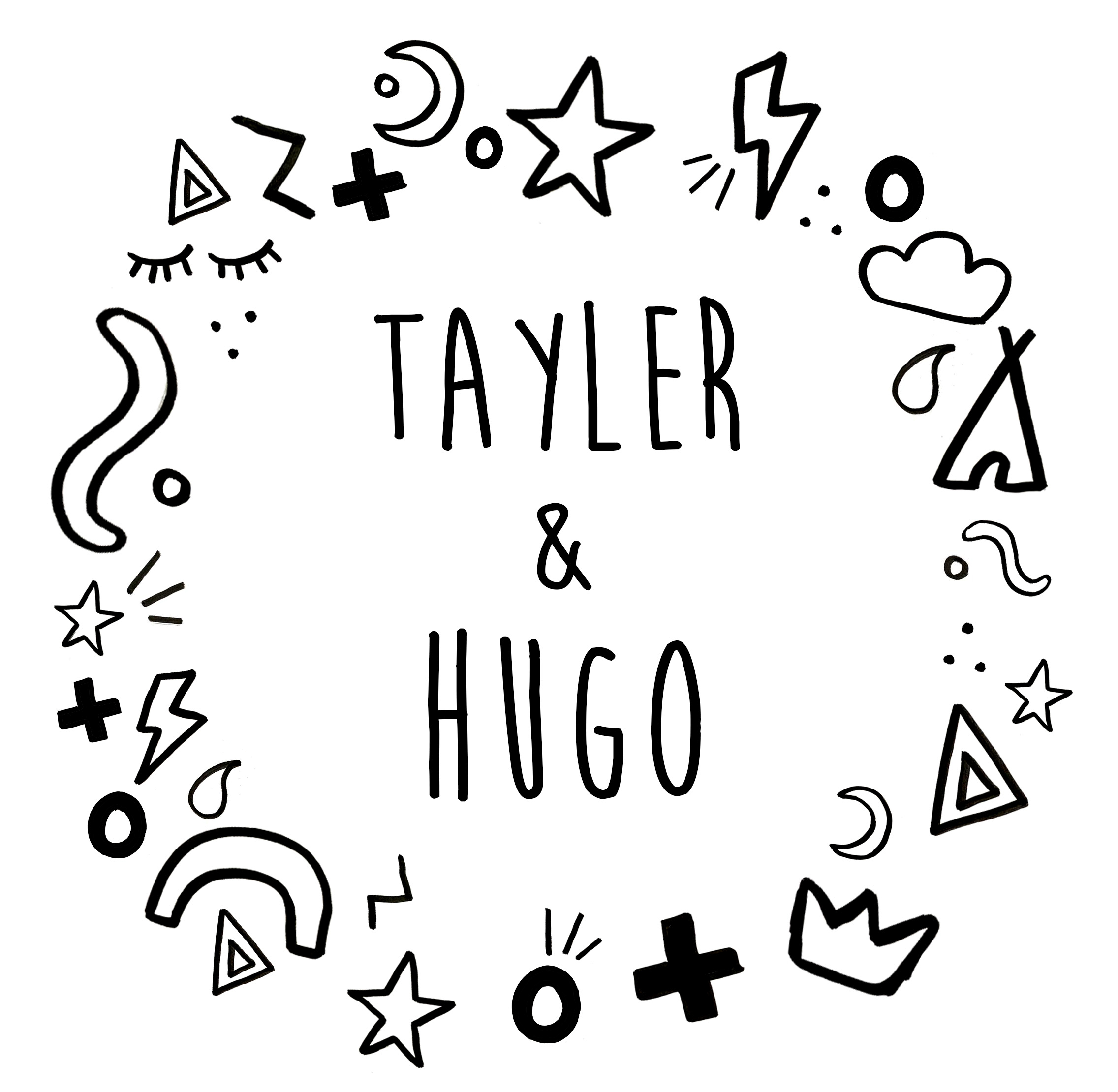 Tayler & Hugo-Handmade with love